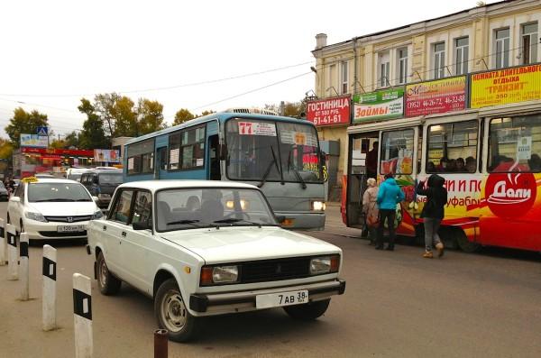 7 Lada Zhiguli Honda Airwave