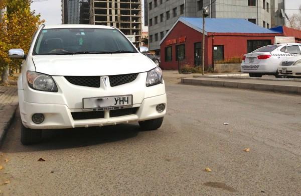 8 Toyota Voltz Pontiac Vibe