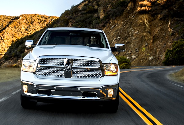 Dodge RAM USA  2013. Picture courtesy of motortrend.com