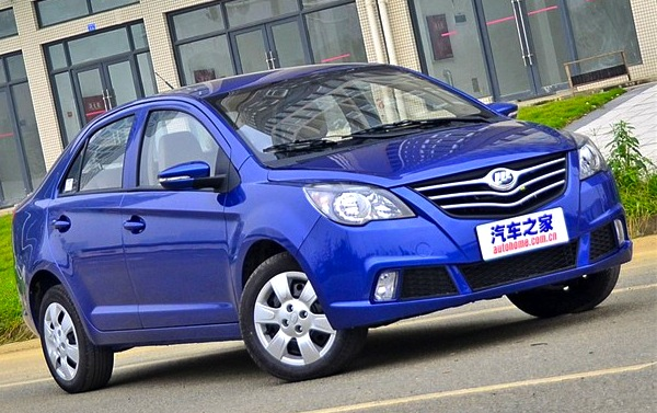 Lifan 530 China September 2013. Picture courtesy of autohome.com.cn