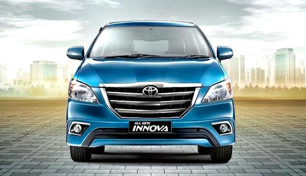 Toyota Innova Vietnam September 2013