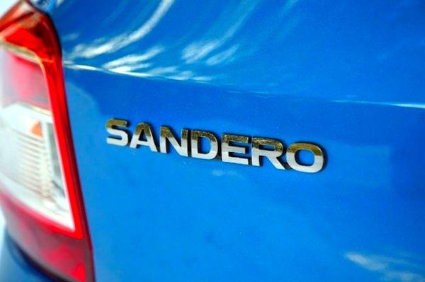 Dacia Sandero Sweden October 2013. Picture courtesy of ltz.se