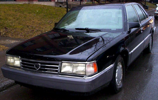 Eagle Premier USA 1989