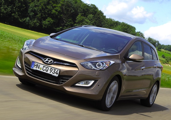 Hyundai i30 Sweden June 2015