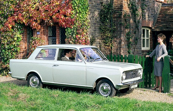 Vauxhall Viva Greece 1964