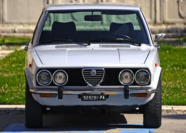 Alfa Romeo Alfetta Italy 1976