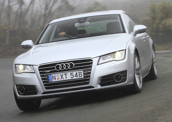 Audi A7 San Marino 2013