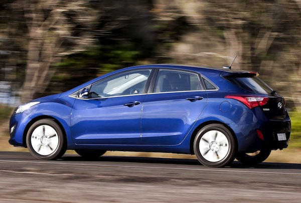 Hyundai i30 Australia 2013. Picture courtesy of caradvice.com.au