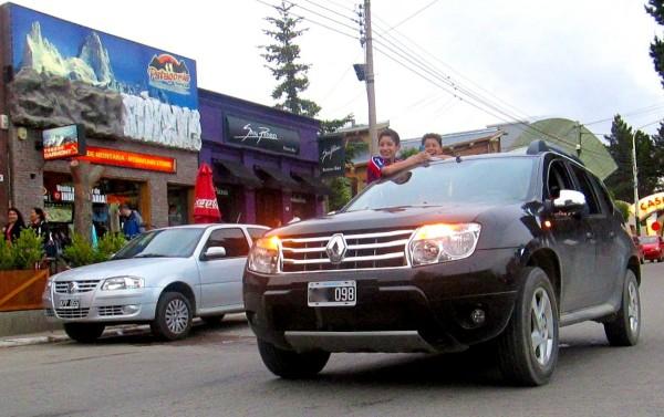 Renault Duster Argentina December 2013