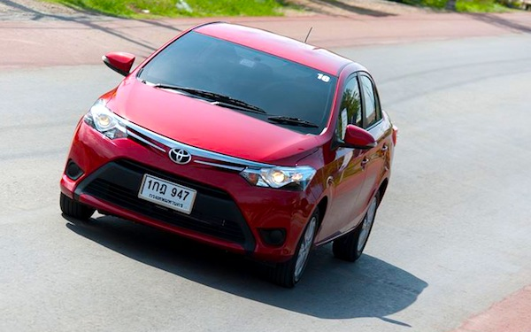 Toyota Vios Brunei 2013. Picture courtesy of Livelifedrive.com