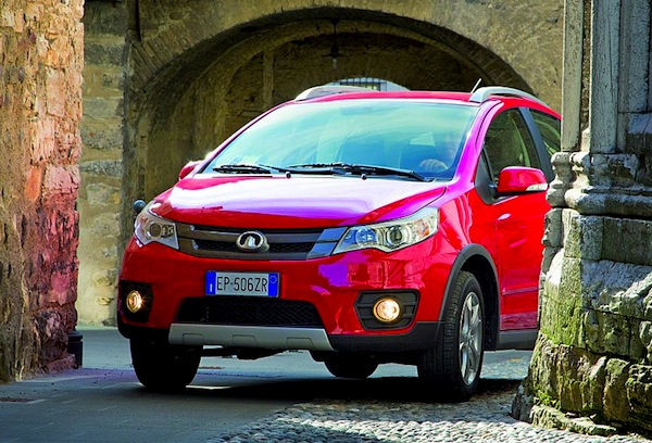 Great Wall C20R Bolivia 2013. Picture courtesy of motorbox.com