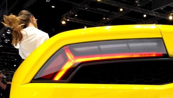 Lamborghini Huracan 5 Geneva 2014