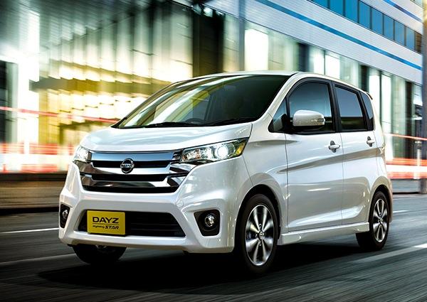 Nissan Dayz Japan February 2014