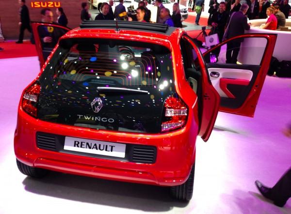 Renault Twingo 2 Geneva 2014