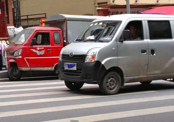 19. Lifan Minivan