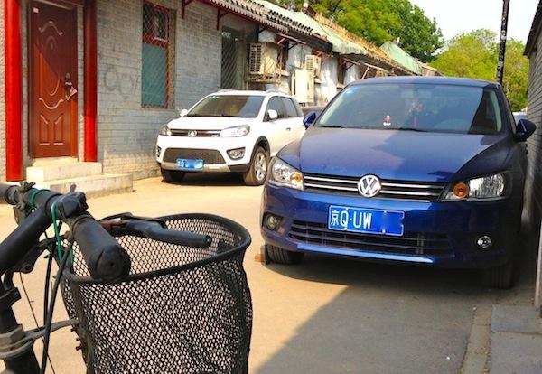 2 Great Wall M4 VW Jetta
