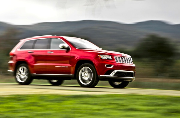 Jeep Grand Cherokee Canada March 2014. Picture courtesy of motortrend.com