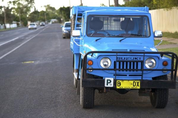 Suzuki Pickup Bourke