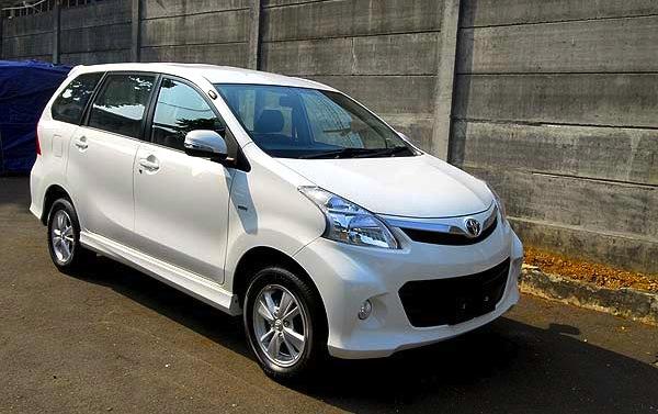 Toyota Avanza Indonesia March 2014. Picture courtesy of autobild.co.id