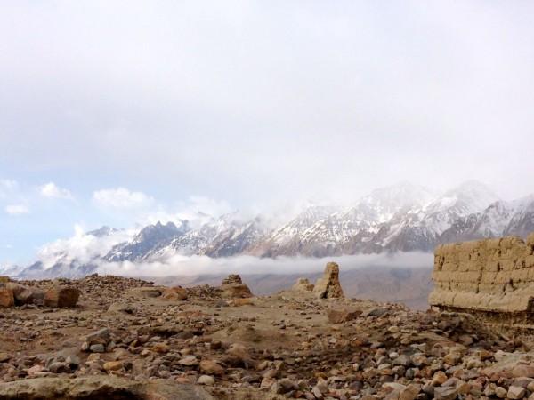 14. Tashkurgan Stone Fort