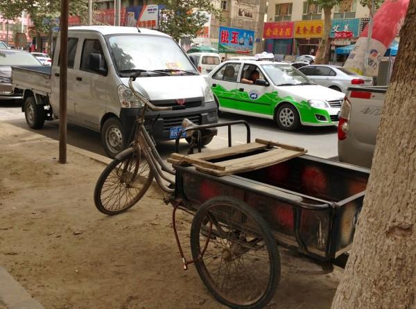 17. Wuling Rongguang Pickup