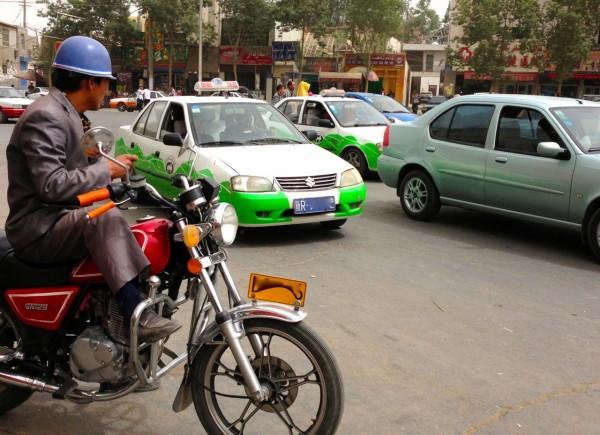 18. Suzuki Lingyang Taxi
