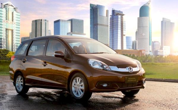 Indonesia April 2014: Honda Mobilio confirms #2 spot - Best Selling Cars Blog