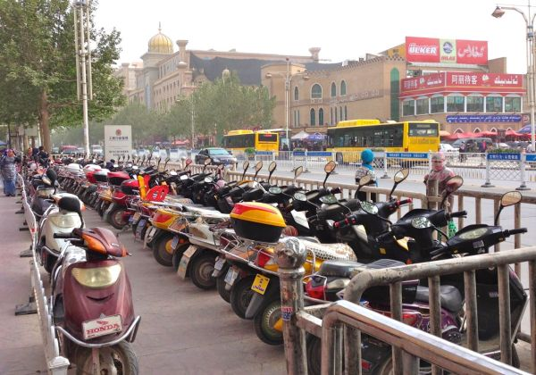 Kashgar Electric scooters