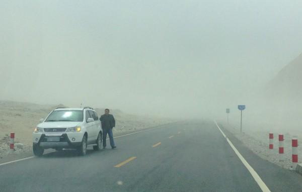 Landwind X8 Karakoram Highway