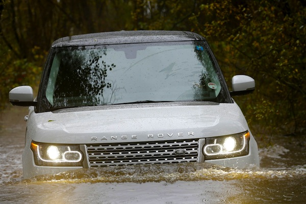 Range Rover Cyprus April 2014