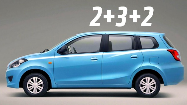 Datsun GO+ Indonesia May 2014