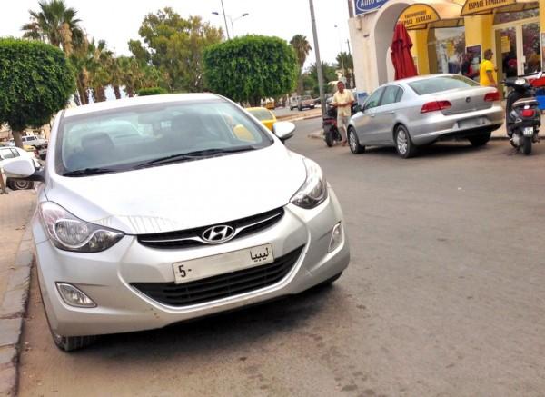4. Hyundai Elantra Djerba July 2014