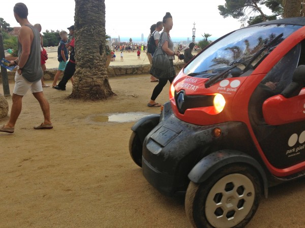 6. Renault Twizy Barcelona August 2014a