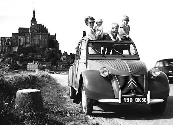 Citroen 2CV France 1948