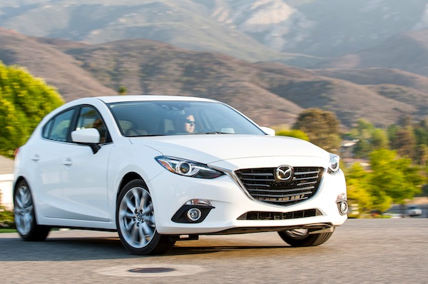 Mazda3 Vietnam March 2015. Picture courtesy of motortrend.com