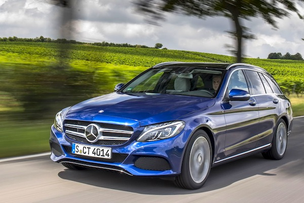 Mercedes C Class World September 2014