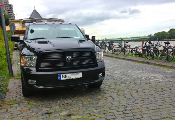 2. Dodge Ram Germany August 2014