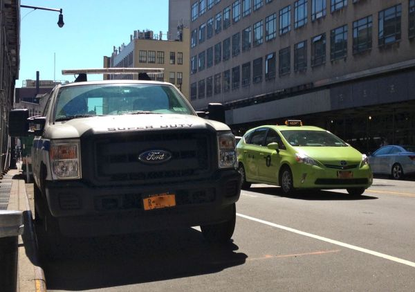 5. Ford F-250 New York 2