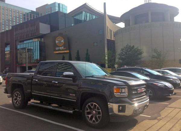 7. GMC Sierra Nashville