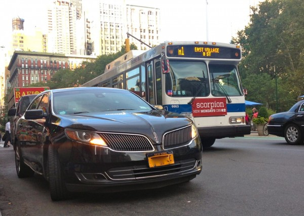 7. Lincoln MKS New York