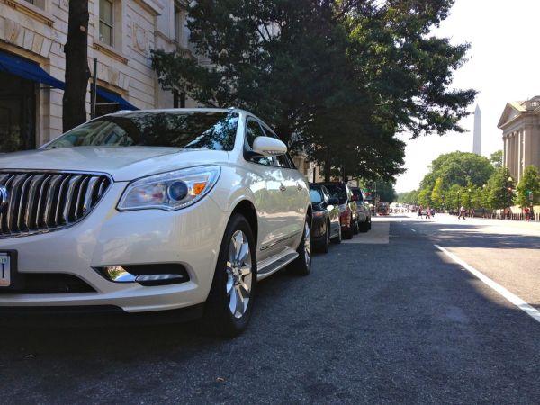 Buick Enclave Washington