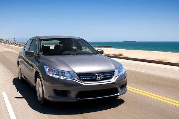 Honda Accord USA August 2014. Picture courtesy of motortrend.com