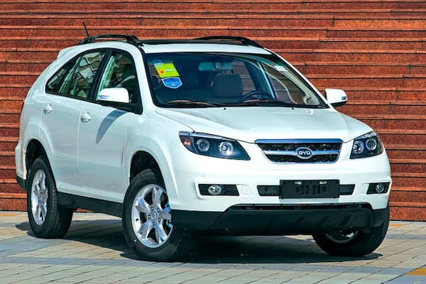 BYD S6 China August 2014. Picture courtesy of zr.ru