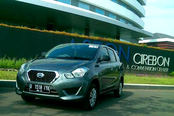 Datsun Go+ Panca Indonesia September 2014. Picture by autobild.co.id