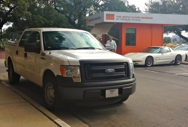 Ford F150 Dallas 2