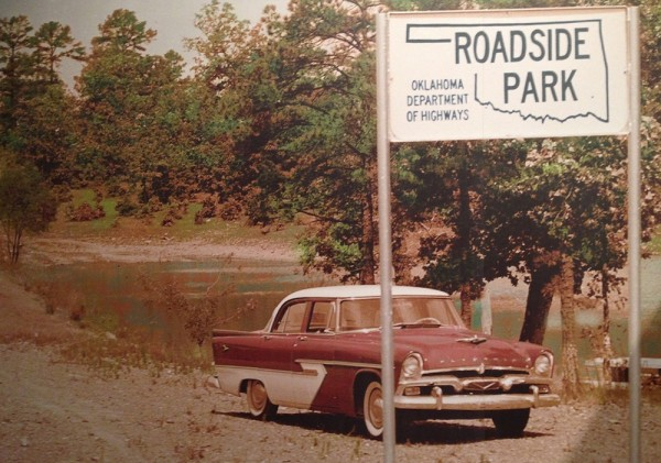 Oklahoma Roadside Park Route 66