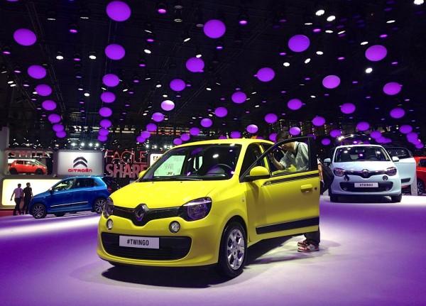 Renault Twingo Paris Auto Show 2014a