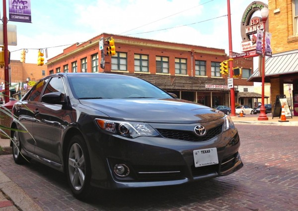 Toyota Camry Fort Worth 2
