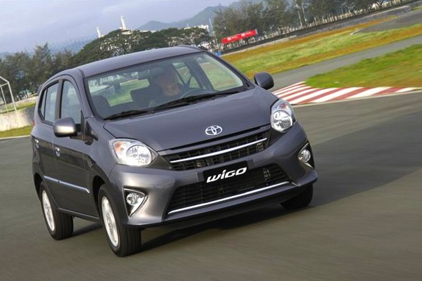Toyota Wigo Brunei 2015. Picture courtesy of livelifedrive.com