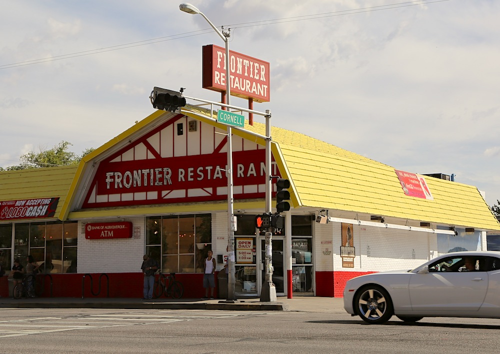 Coast to coast 2014 driving old route 66 part 2 the for Albuquerque cuisine